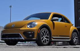 volkswagen bug 2016 2016 volkswagen beetle dune review u2013 pavement bound off roader