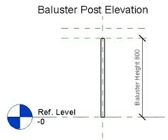 Banister Definition Revit Tutorial Creating A Railing Definition Cadnotes