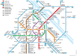 Sc Metro Map by Maps Update 35002476 Tourist Map Of Vienna U2013 Map Of Vienna