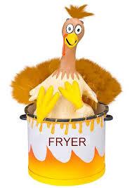 really bad ways to fry turkey