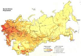 Zip Code Heat Map by Download Free Russia Maps