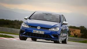 2018 vw golf r will get less power in u s than europe