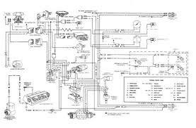 simple wiring diagram for 1970 mustang ford diagrams 332 428