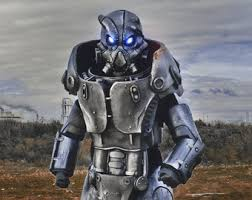 Fallout Halloween Costume Fallout Style T45d Power Armor Costume