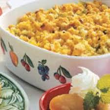 corn bread dressing recipe taste of home