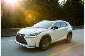 2017 lexus nx best luxury compact suv for the money u s news