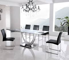 armen living coffee table armen living primo dining table in stainless steel and glass top