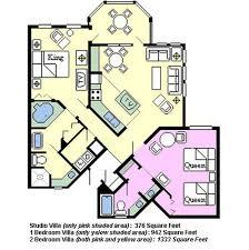 two bedroom suites in key west disney old key west resort the first disney vacation club resort
