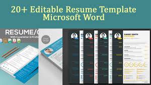 Editable Resume Template Designs Hub U2013 Page 2 U2013 Latest Best Designs Elements For Your Website