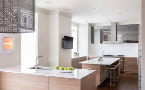 cuisine et comptoir 12 fabuleuses cuisines avec un comptoir blanc bricobistro