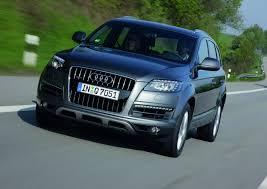 Audi Q7 Diesel - 2013 audi q7 gets updated diesel and price automotorblog
