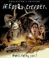 jeepers creepers horror movie poster collector edition horror