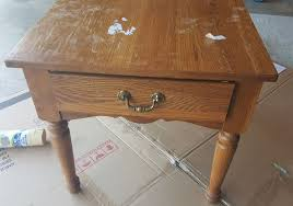 Build A Charging Station Diy Flip Turn A 3 End Table Into A Beautiful Charging Station