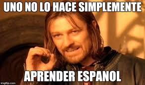 Meme Generator En Espaã Ol - one does not simply meme imgflip