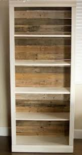 How To Make A Bookshelf Out Of A Pallet Building A Built In Bookcase You Can Do It Yourself