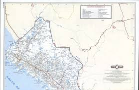 Road Map Of America by Sinaloa State Road Mapfree Maps Of Central America