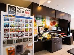Super Buffet Hours by Super Hotel Shinbashi Karasumoriguchi Tokyo Japan Overview