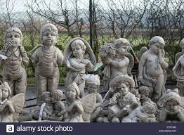 concrete garden statues and ornaments home outdoor decoration