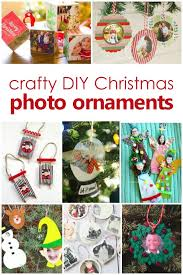 photo ornament crafts fantastic learning