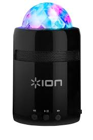 ion bluetooth speaker with lights ion audio audio party starter bluetooth speaker myer online