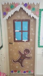 backyards ideas about christmas classroom door