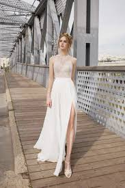 wedding dresses america affordable slit bridal wedding dress weddceremony