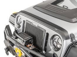aev jeep hood lund 44020060 textured finish aeroskin hood protector and
