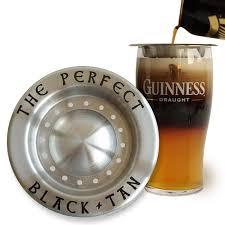 Black And Tan Bedroom Decorating Ideas Amazon Com The Perfect Black And Tan Beer Layering Tool Barware