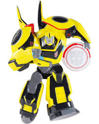 great deals on personalizable transformers bumble bee ornament