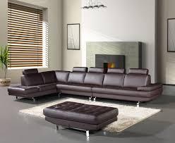 Sofa Set L Shape Modern White Steel Sofa Furniture With Ottoman L Shaped Sofa Set