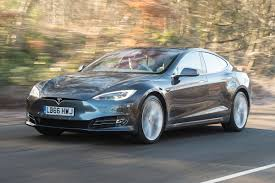 tesla model s tesla model s p100d 2017 review auto express