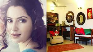 celebrity homes bollywood actress tisca chopra home youtube