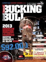 the american bucking bull magazine summer 2013 by abbi issuu
