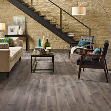 Floating Laminate Floor Home Depot Pergo Xp Southern Grey Oak 10 Mm Thick X 6 1 8 In Wide X 47 1 4