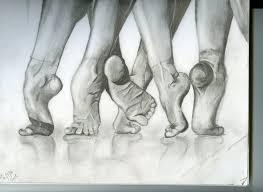 sketch of the week gvhs 5th period draws foot feet winner