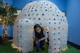 library igloo promotes interest in reading u2013 eriech tapia