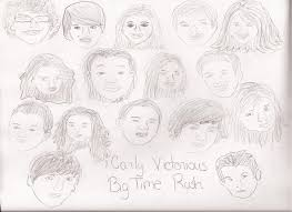 iparty big time with victorious by 1spired4ever on deviantart