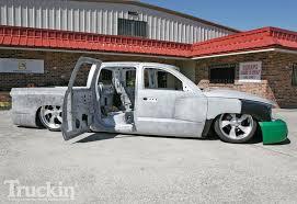 2005 dodge dakota custom truck truckin u0027 magazine