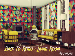 retro livingroom pyszny16 s back to retro living room