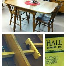 Find more Drop Leaf Table By Hale pany for sale at up to  off