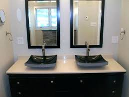 double bowl sink vanity bowl sink and vanity bathroom marvelous small double sink vanity