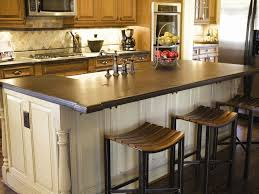 Counter Height Kitchen Island - soapstone countertops counter height kitchen island lighting