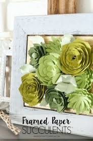 best 25 paper succulents ideas on pinterest diy cards 3d diy