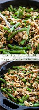 best 25 healthy green bean casserole ideas on green