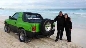 gecko green jeep it u0027s an amigo jeff and fiona u0027s gecko green isuzu amigo is loaded