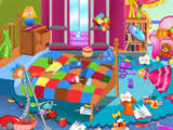 Barbie Room Makeover Games - barbie house cleaning games for girls