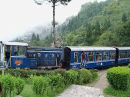 land rover darjeeling darjeeling toy train resumes service