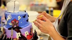 Betty Crocker Halloween Cake Liv Hansen U0027s Halloween Cakes Youtube