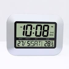 Desk Alarm Clock Wall Clock Picture More Detailed Picture About Big Number Large