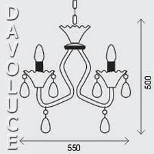 telbix madero 3 light pendant from davoluce lighting